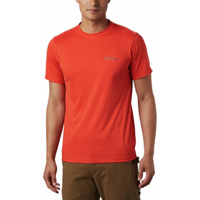 Columbia Zero Rules SS Shirt Men wildfire